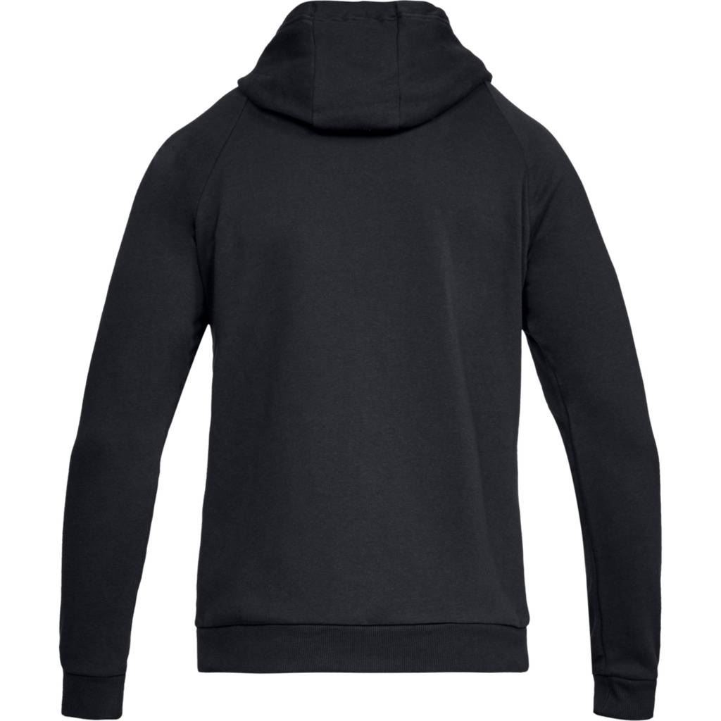 Under-Armour-2019-Rival-Fleece-Full-Zip-Hoodie-Mens-Sports-Fitness-Hoody-Jumper thumbnail 5