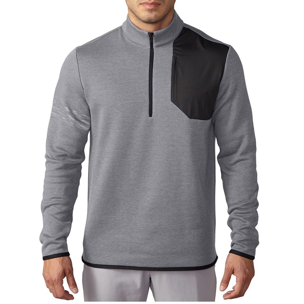 adidas golf club leistung 1 2 zip vertuschung sweater herren golf ebay. Black Bedroom Furniture Sets. Home Design Ideas