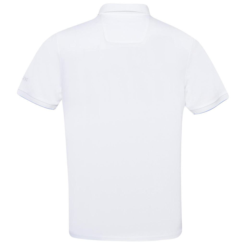 Oscar-Jacobson-Mens-Ivo-Pin-Short-Sleeve-Golf-Polo-Shirt-45-OFF thumbnail 3