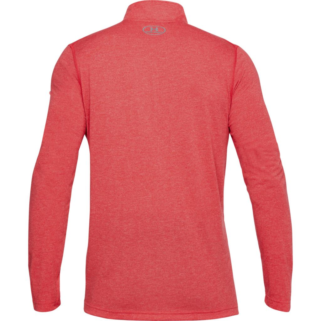 UNDER-ARMOUR-THREADBORNE-1-4-ZIP-PULLOVER-MENS-FITTED-SWEATER-TRAINING-TOP thumbnail 9