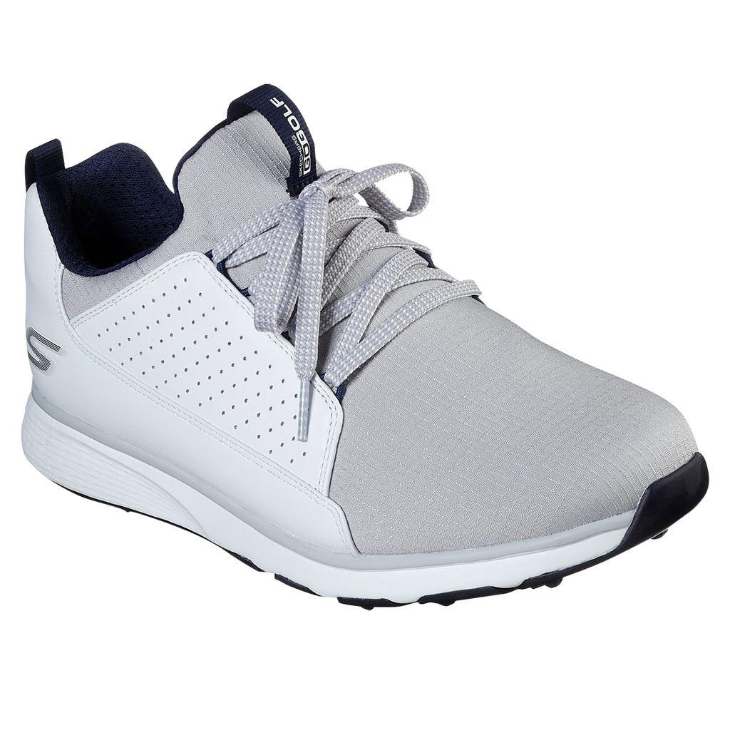 Skechers-GO-GOLF-Mojo-Elite-Leather-Waterproof-Spikeless-Golf-Shoes-54539 thumbnail 10