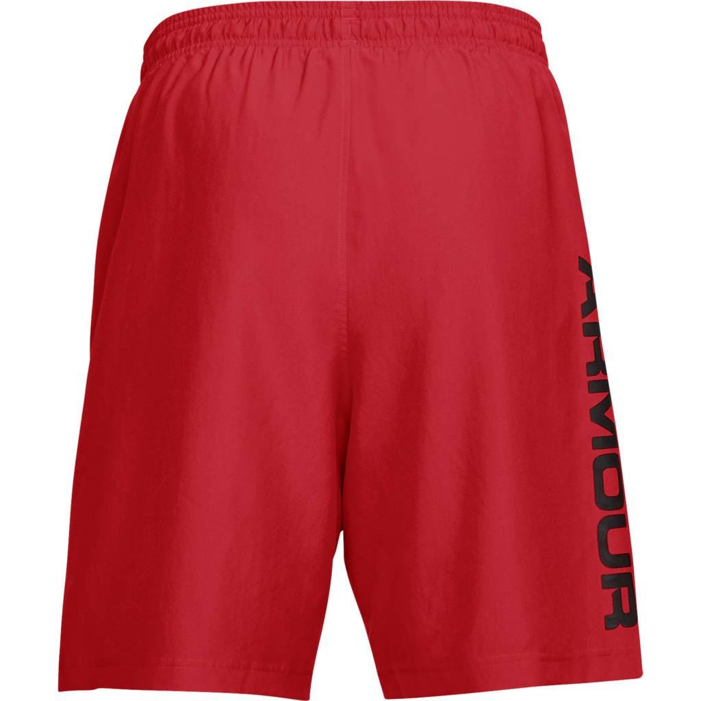 UNDER-ARMOUR-2019-MENS-UA-WOVEN-GRAPHIC-WORDMARK-SPORTS-FITNESS-GYM-SHORTS thumbnail 13