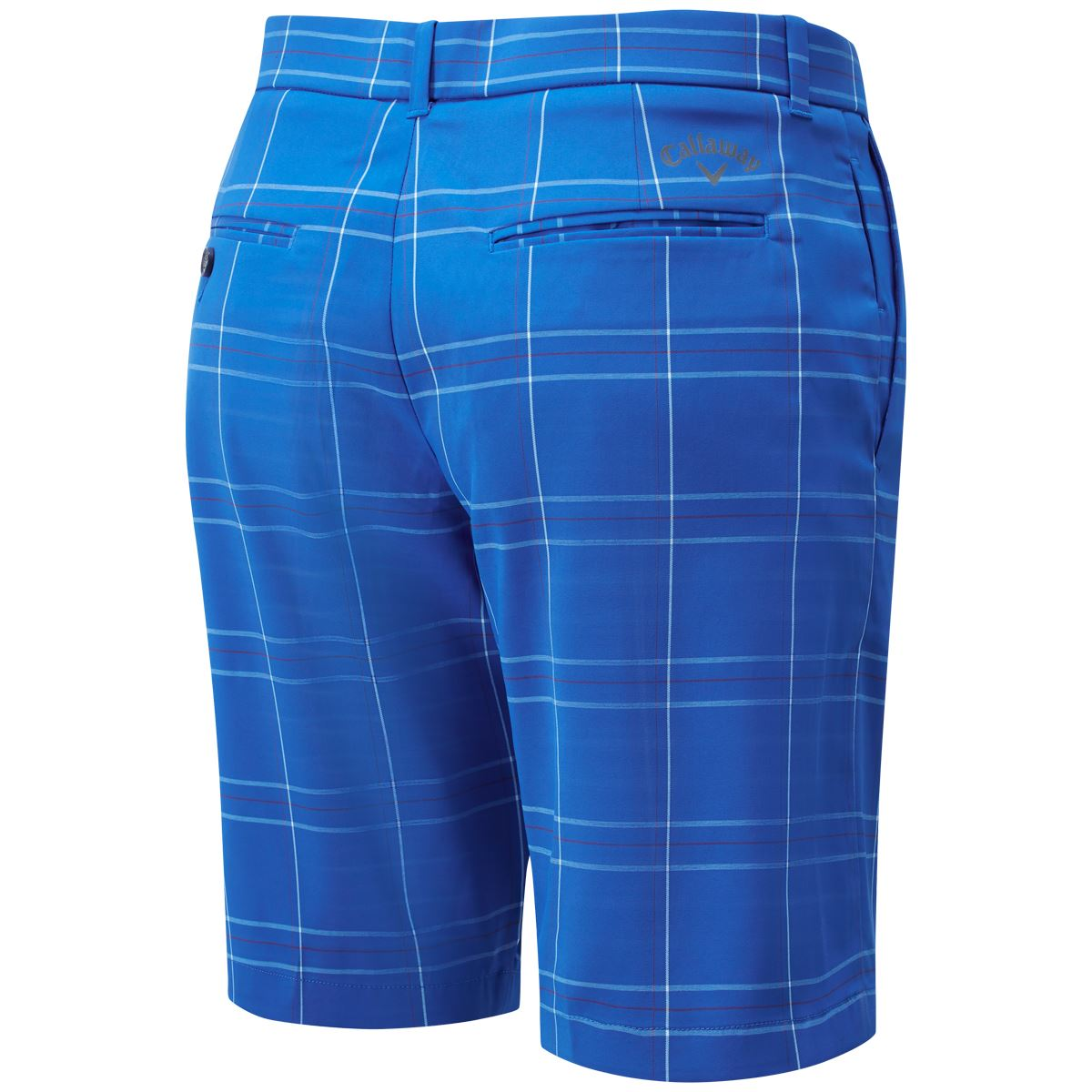 Callaway-Golf-Cooling-Plaid-Opti-dri-Stretch-Mens-Golf-Shorts thumbnail 3