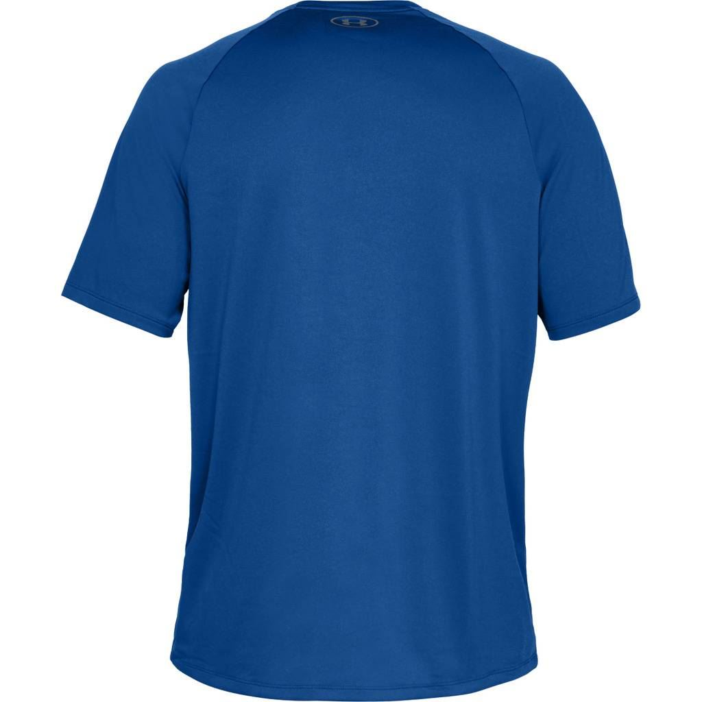 Under-Armour-2019-UA-HeatGear-Tech-2-0-Short-Sleeve-Training-Gym-Sports-T-Shirt thumbnail 18