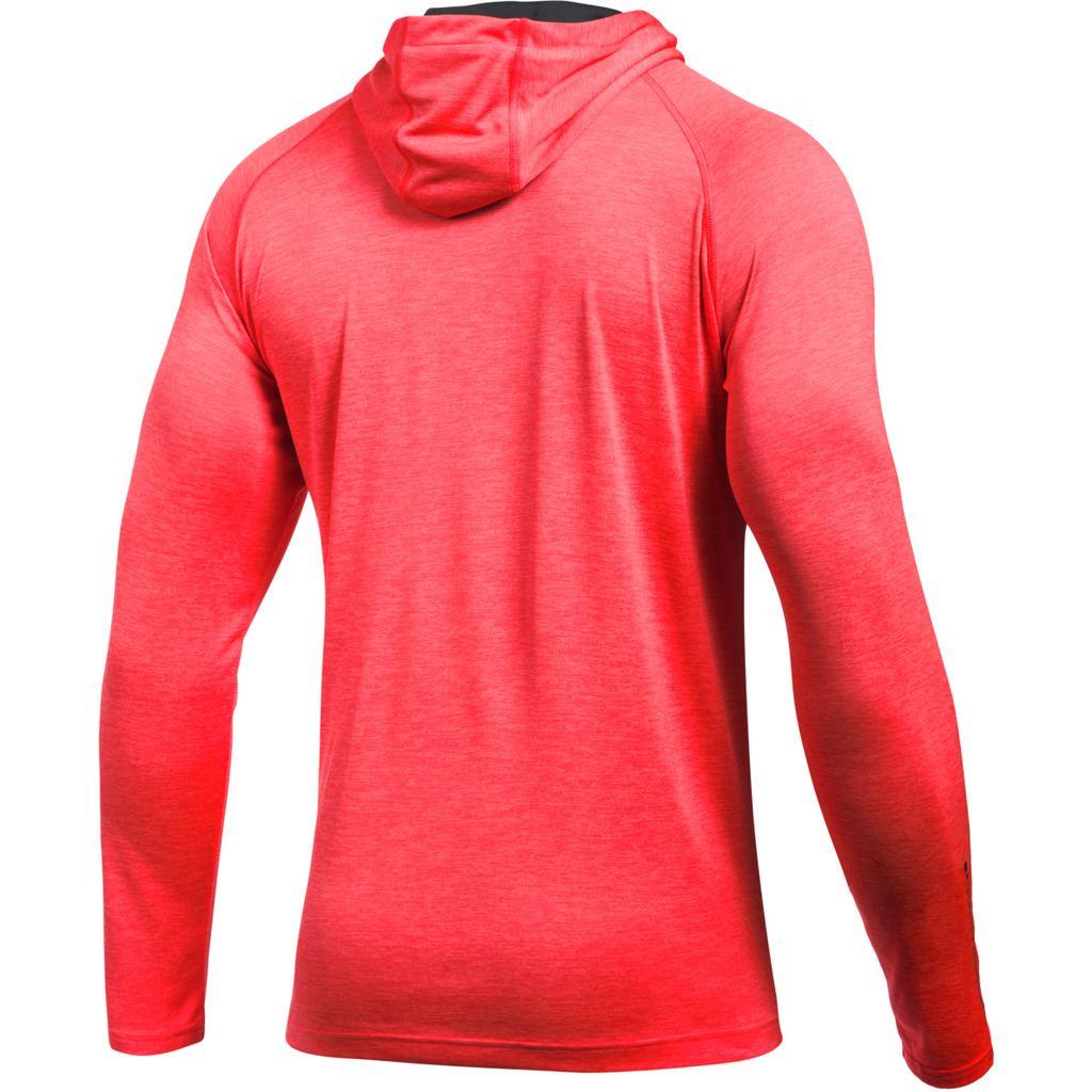 Under armour 2017 ua tech popover henley training shirt for Under armour swim shirt