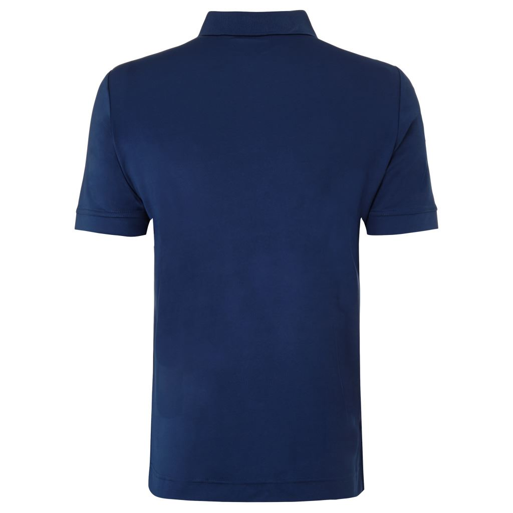 Callaway golf 2017 opti dri x range solid polo ii mens for Mens fitted polo shirts