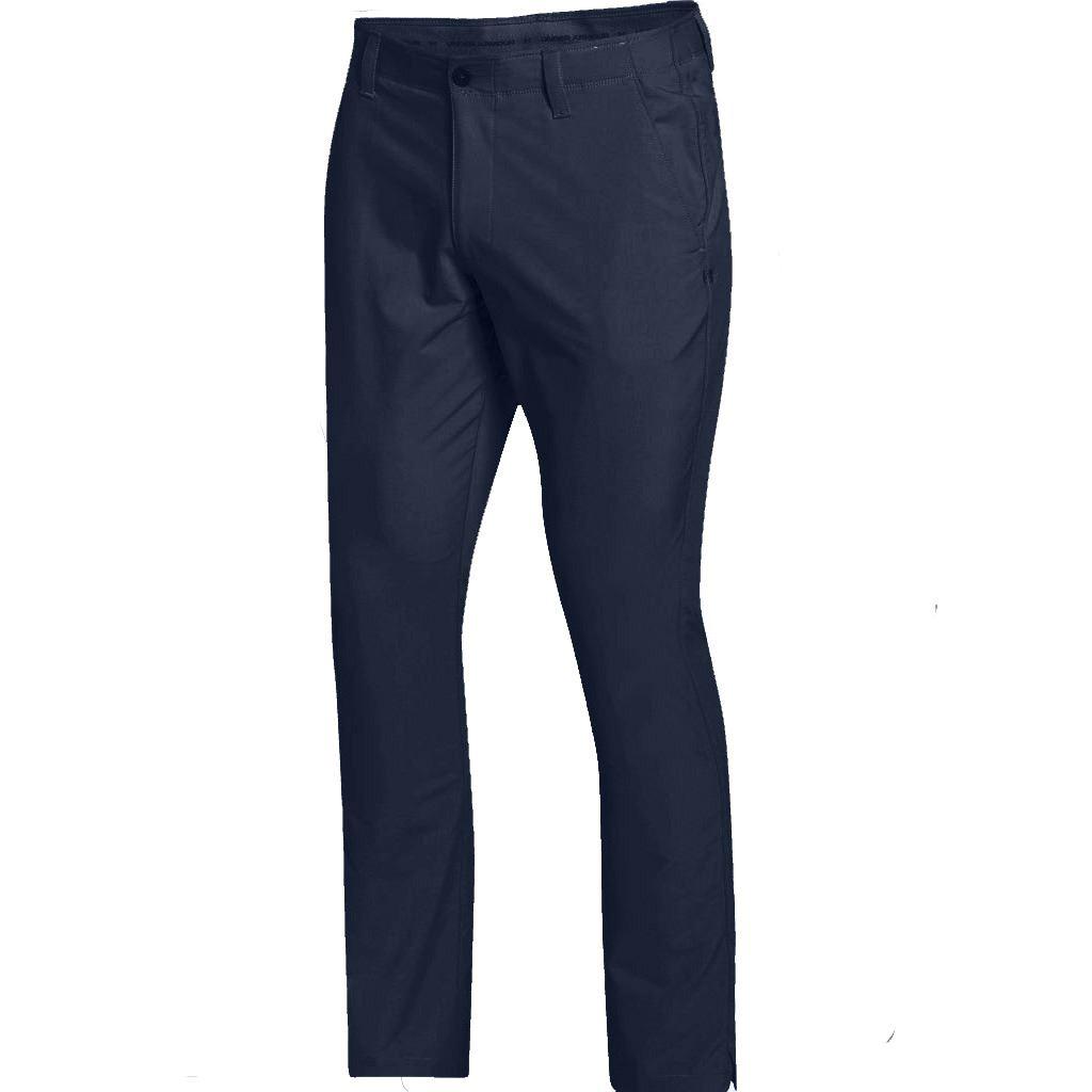 92c631b36855 Under Armour UA Match Play Tapered Leg Pants Mens Golf Trousers   eBay