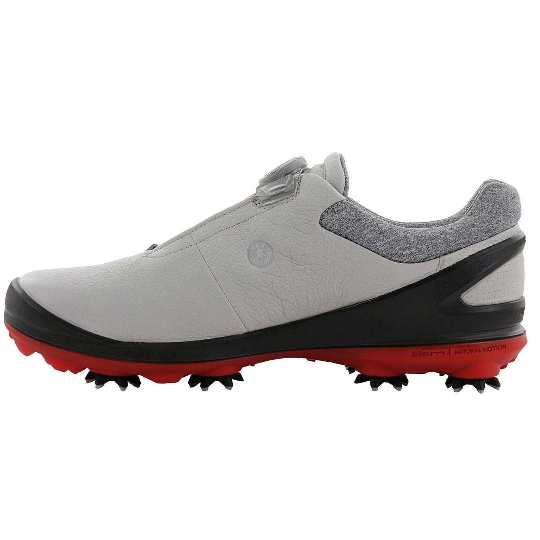 Ecco-Golf-2019-BIOM-G3-BOA-Gore-Tex-Waterproof-Leather-Mens-Spiked-Golf-Shoes thumbnail 3