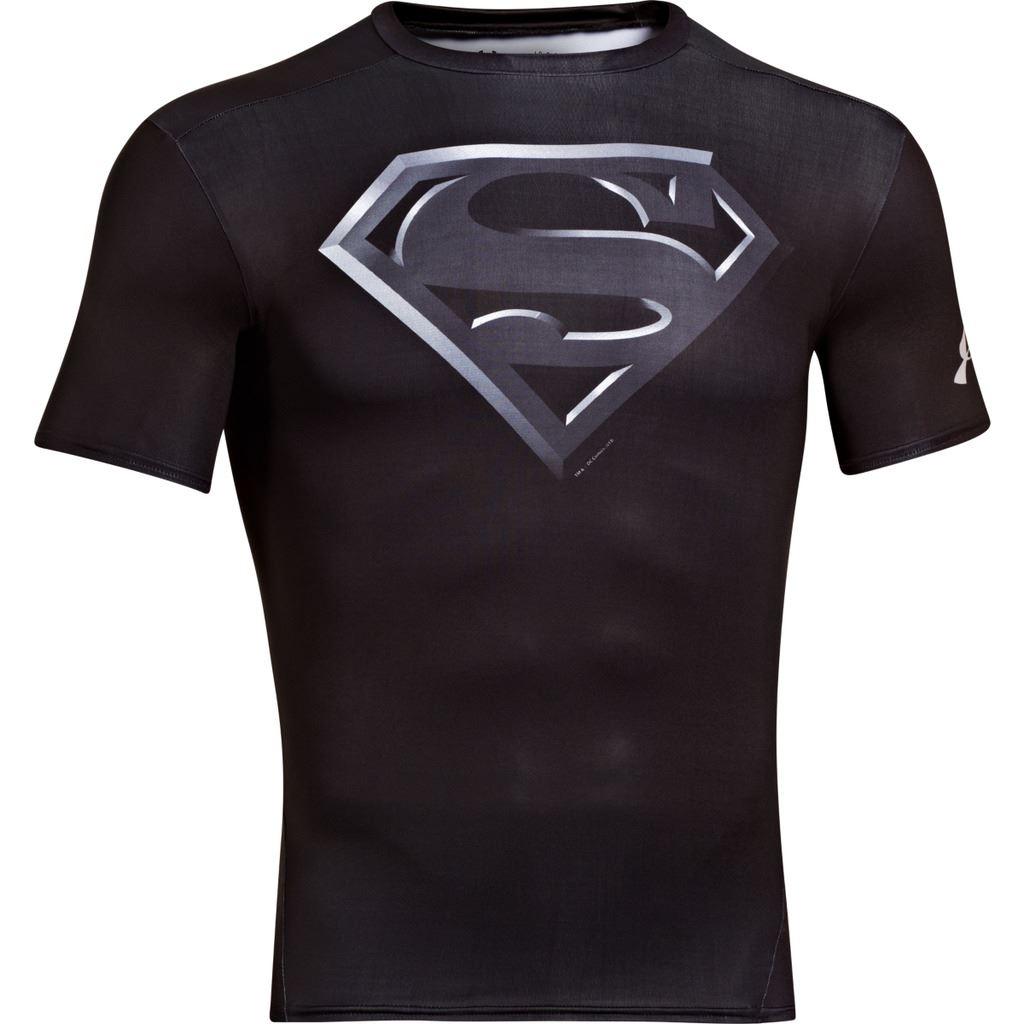 Under Armour Mens Alter Ego Compression Marvel Superhero