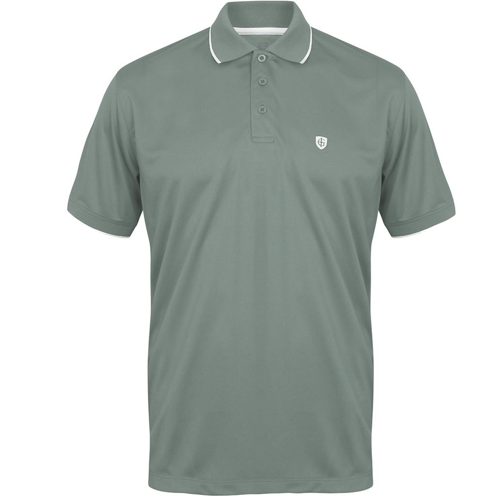 new 2017 island green classic polo logo chest performance mens golf polo shirt ebay. Black Bedroom Furniture Sets. Home Design Ideas