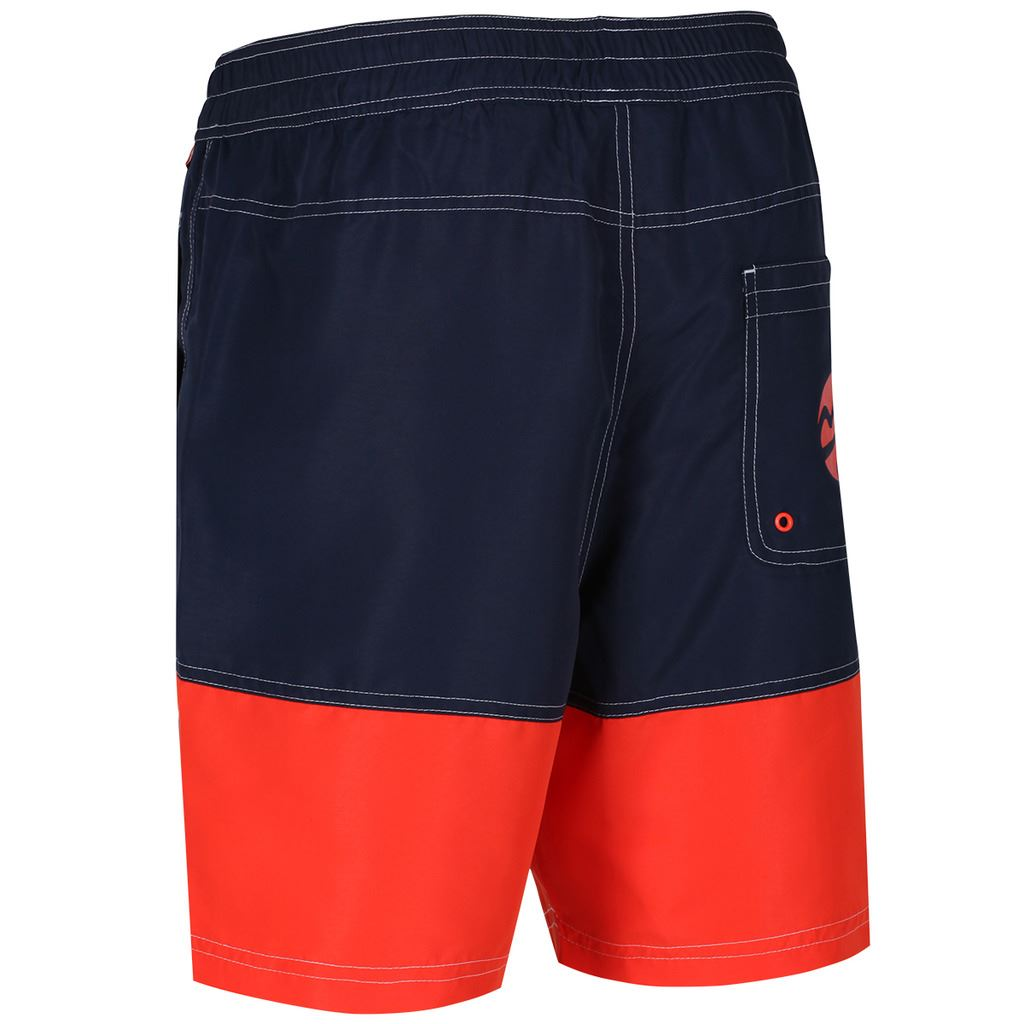 REGATTA-MENS-BRACHTMAR-II-QUICK-DRY-SUMMER-SWIMMING-SHORTS thumbnail 9