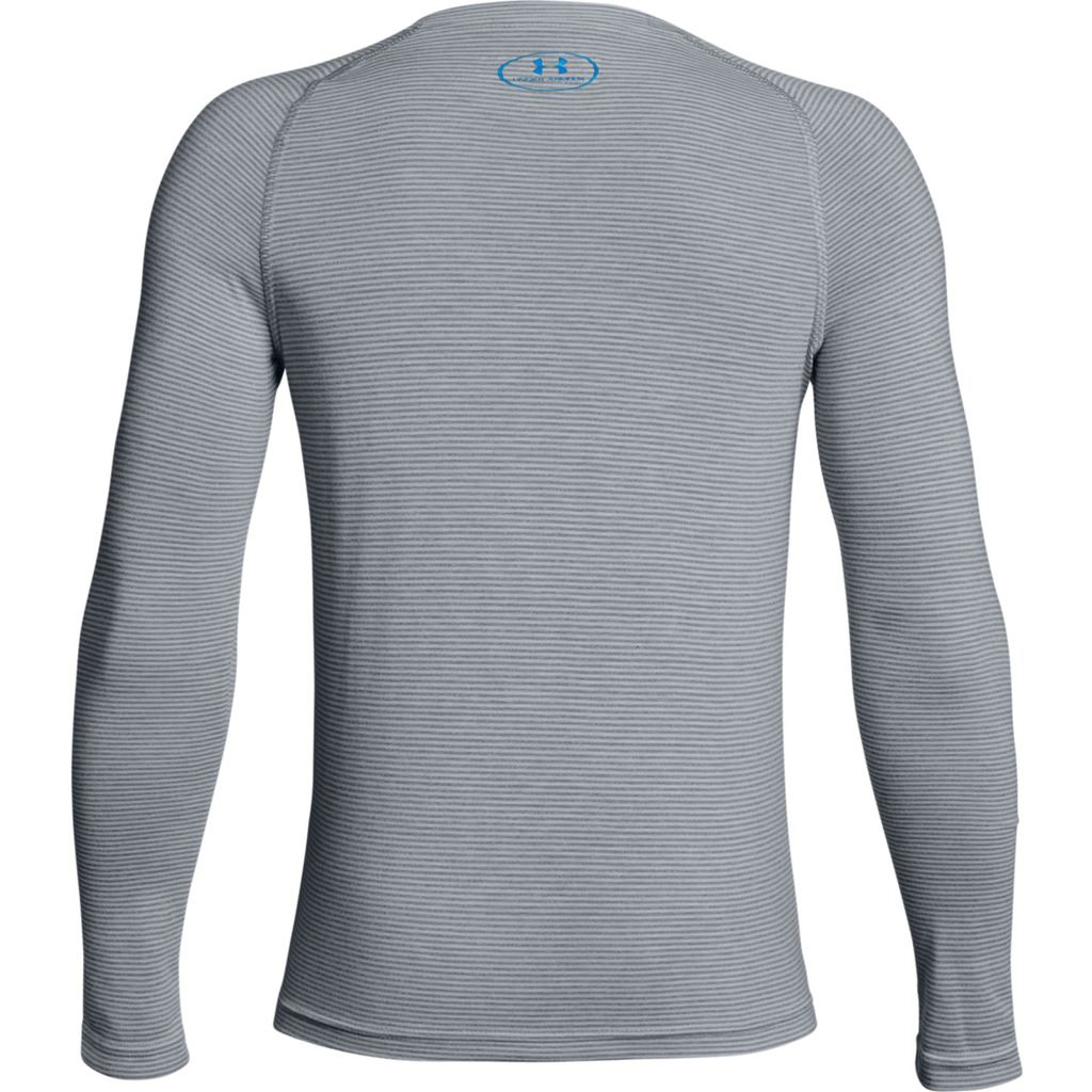 Under-Armour-Youth-Boys-Hybrid-Big-Logo-Long-Sleeve-T-Shirt-40-OFF thumbnail 7