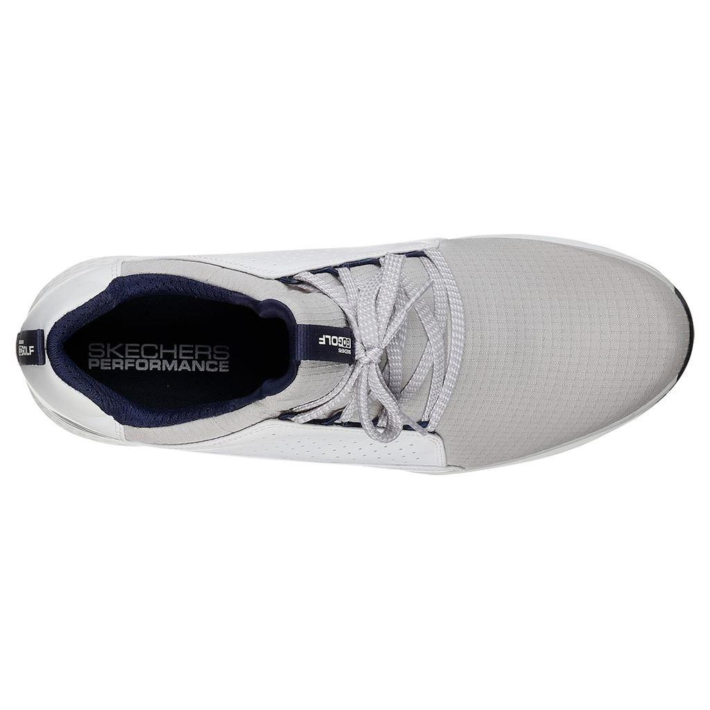 Skechers-GO-GOLF-Mojo-Elite-Leather-Waterproof-Spikeless-Golf-Shoes-54539 thumbnail 12