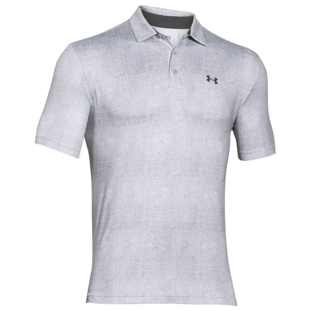 Under armour ua 2017 playoff polo performance heatgear for Under armour i will shirt