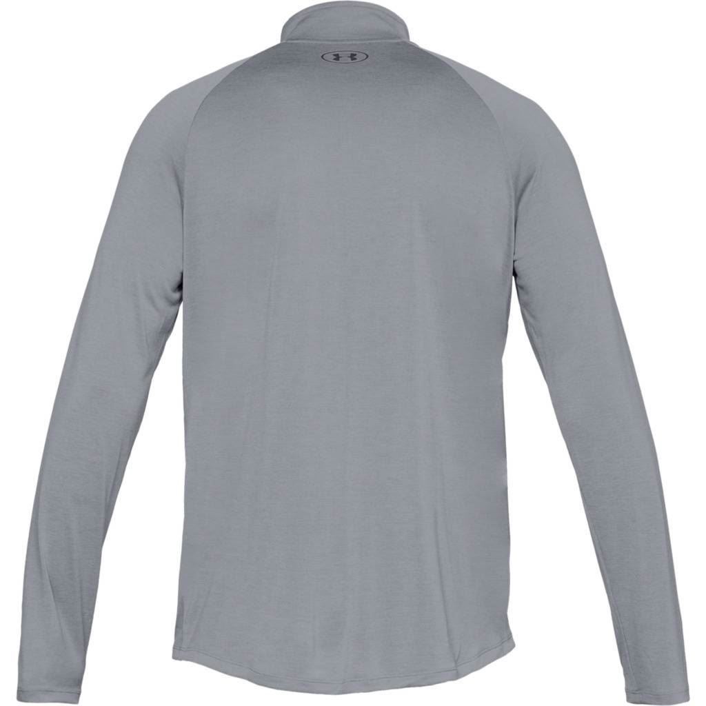 Under-Armour-Mens-2019-UA-Tech-1-2-Zip-Sweater-Mens-Training-Breathable-GYM-Top thumbnail 9