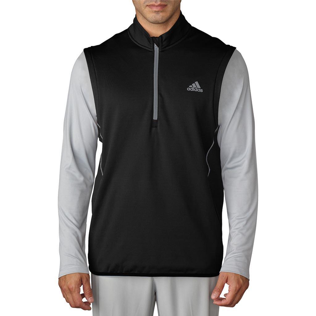 Adidas Climaheat Soft Fleece Insulation Gilet Mens ...