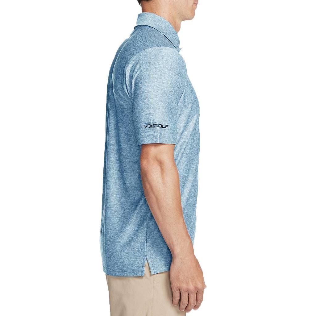 Skechers-Go-Golf-2018-Mens-Pine-Valley-Short-Sleeve-Performance-Polo-Shirts thumbnail 10