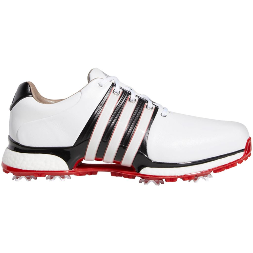 4b6305aafdd adidas Golf 2019 Tour 360 XT Mens Waterproof Spiked Leather Golf ...