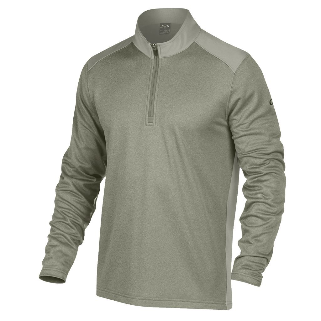 oakley advance 1/4 zip