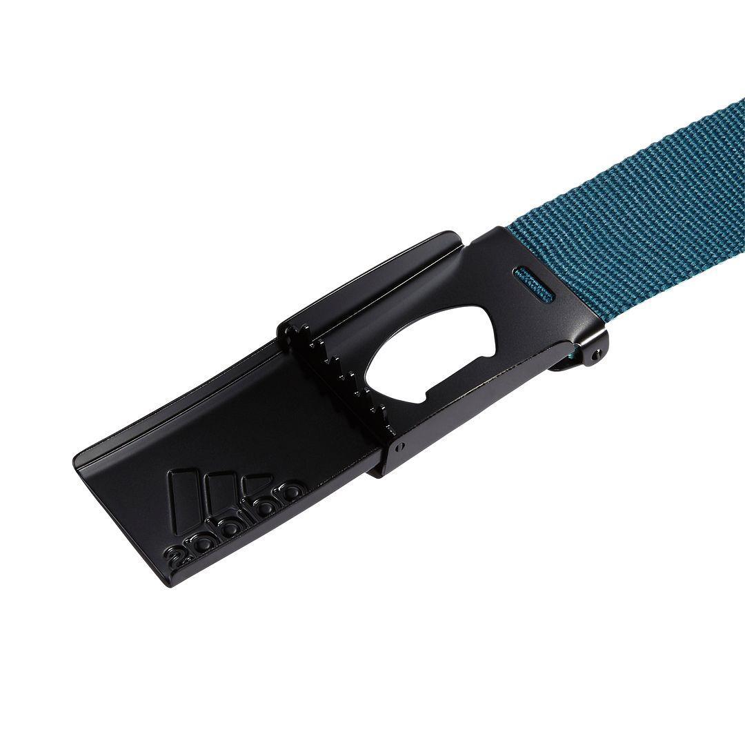 thumbnail 3 - ADIDAS Golf Mens Lightweight Reversible Webbing Belt Adjustable One Size