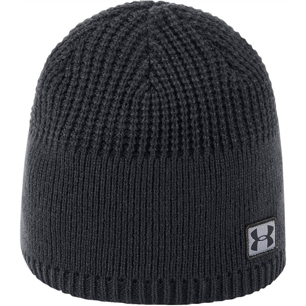 timeless design aa23c ca548 ... cap thumbnail bef39 4d8ed get under armour 2018 ua knit cuff beanie mens  e006b de003 ...