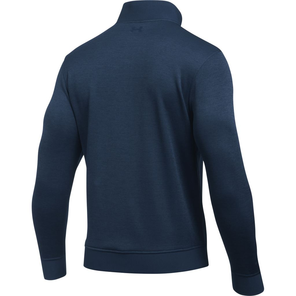 UNDER-ARMOUR-MENS-UA-STORM-1-4-ZIP-PULLOVER-LS-TOP-LAYER-GOLF-SWEATER-55-OFF thumbnail 3