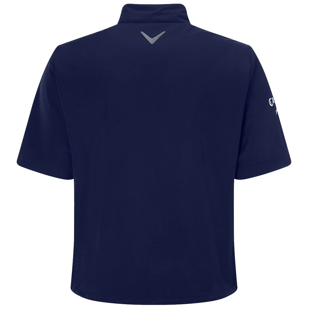 Callaway-Gust-3-0-Short-Sleeve-Opti-Repel-Stretch-Mens-Golf-Windjacket thumbnail 5