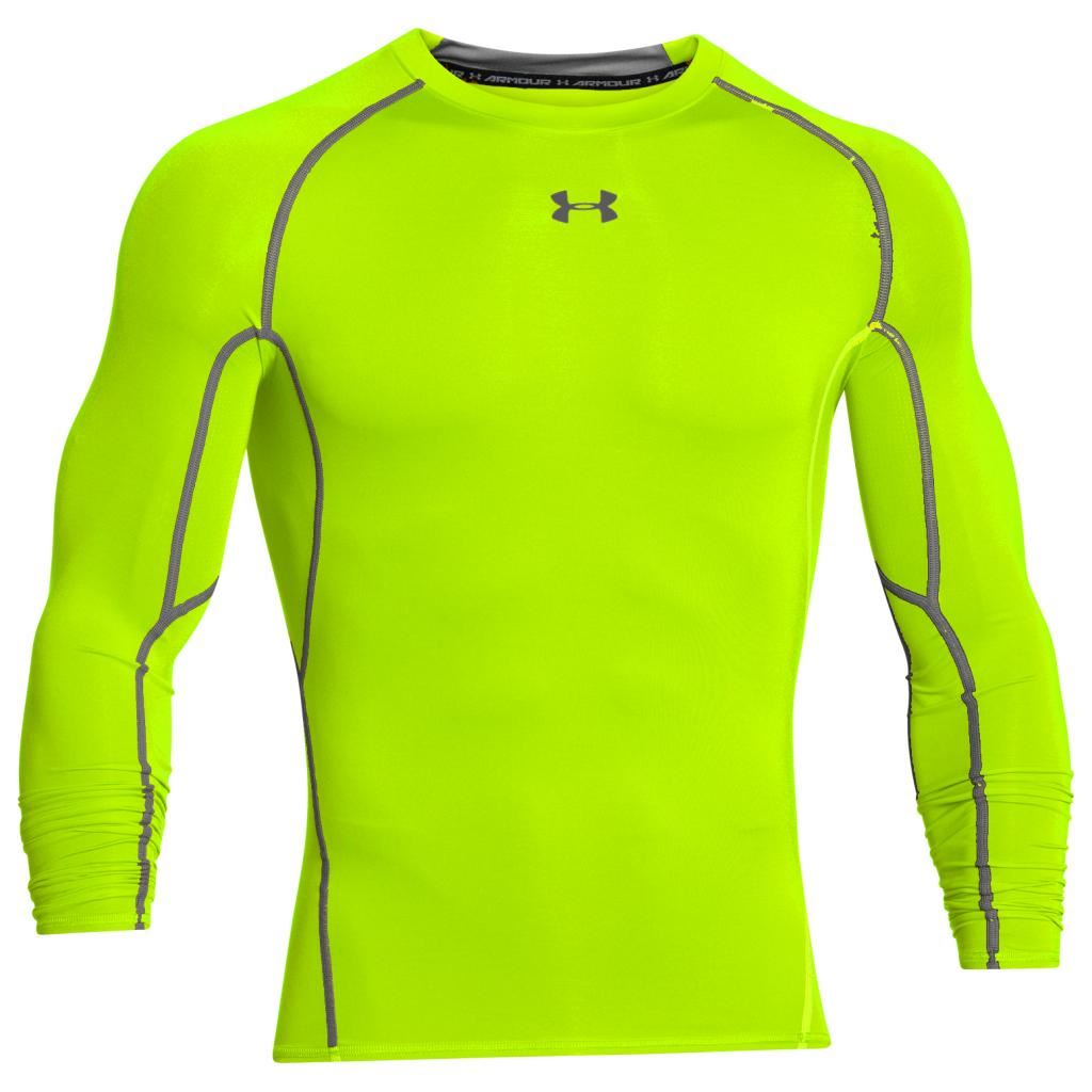 under armour 2017 mens heatgear armour longsleeve. Black Bedroom Furniture Sets. Home Design Ideas