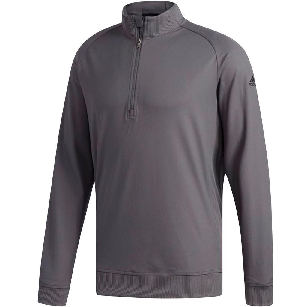 adidas-Golf-2018-Mens-Classic-Club-Zip-Stretch-Sweatshirt-Pullover