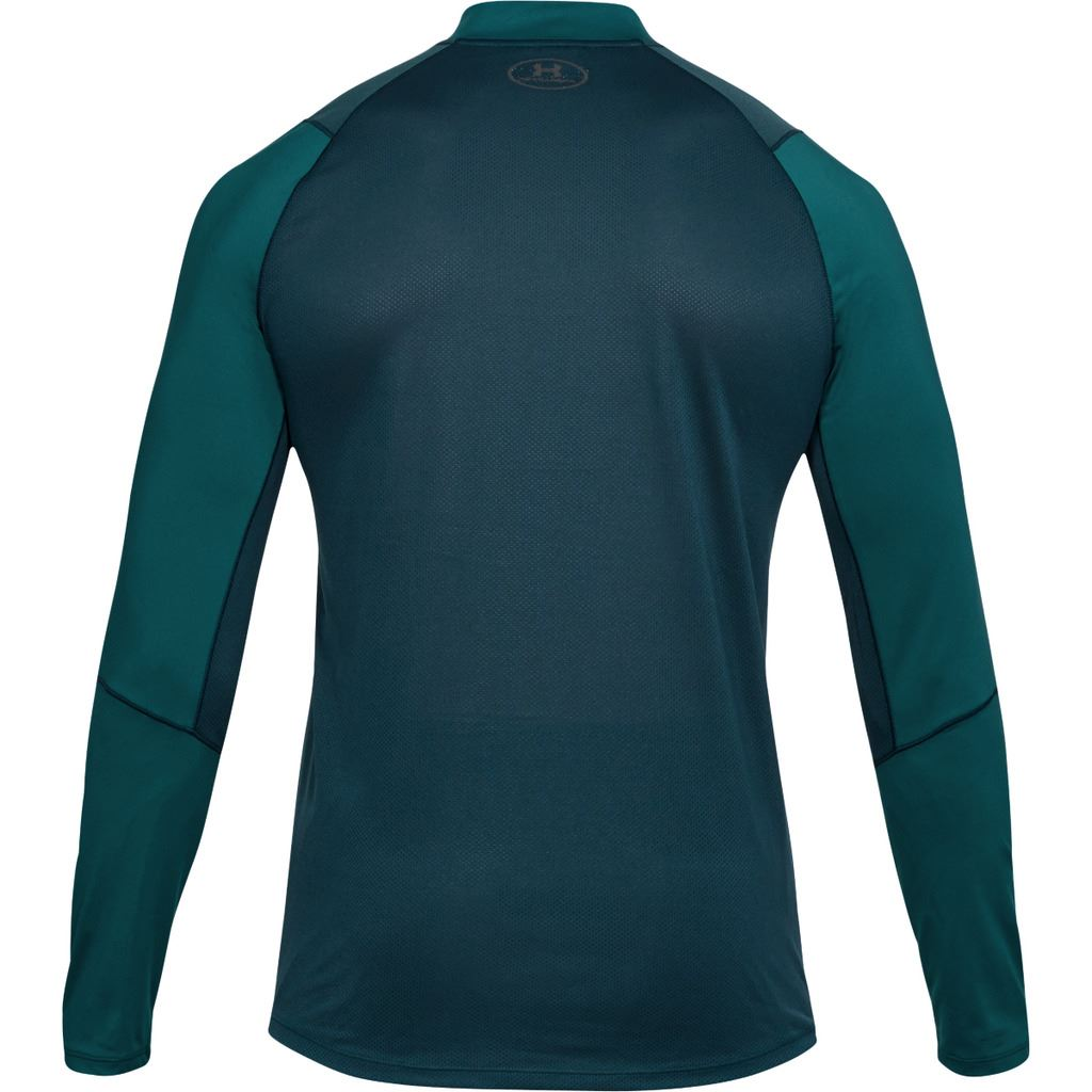 UNDER-ARMOUR-2019-MENS-HEATGEAR-MK-1-RAID-2-0-ZIP-LS-GYM-FITNESS-TOP thumbnail 7
