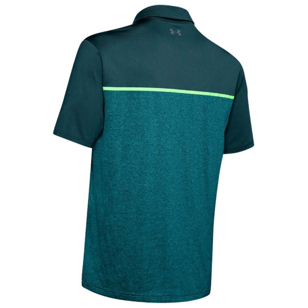 Under-Armour-2019-Playoff-2-0-HeatGear-Lightweight-Stretch-Mens-Golf-Polo-Shirt thumbnail 3