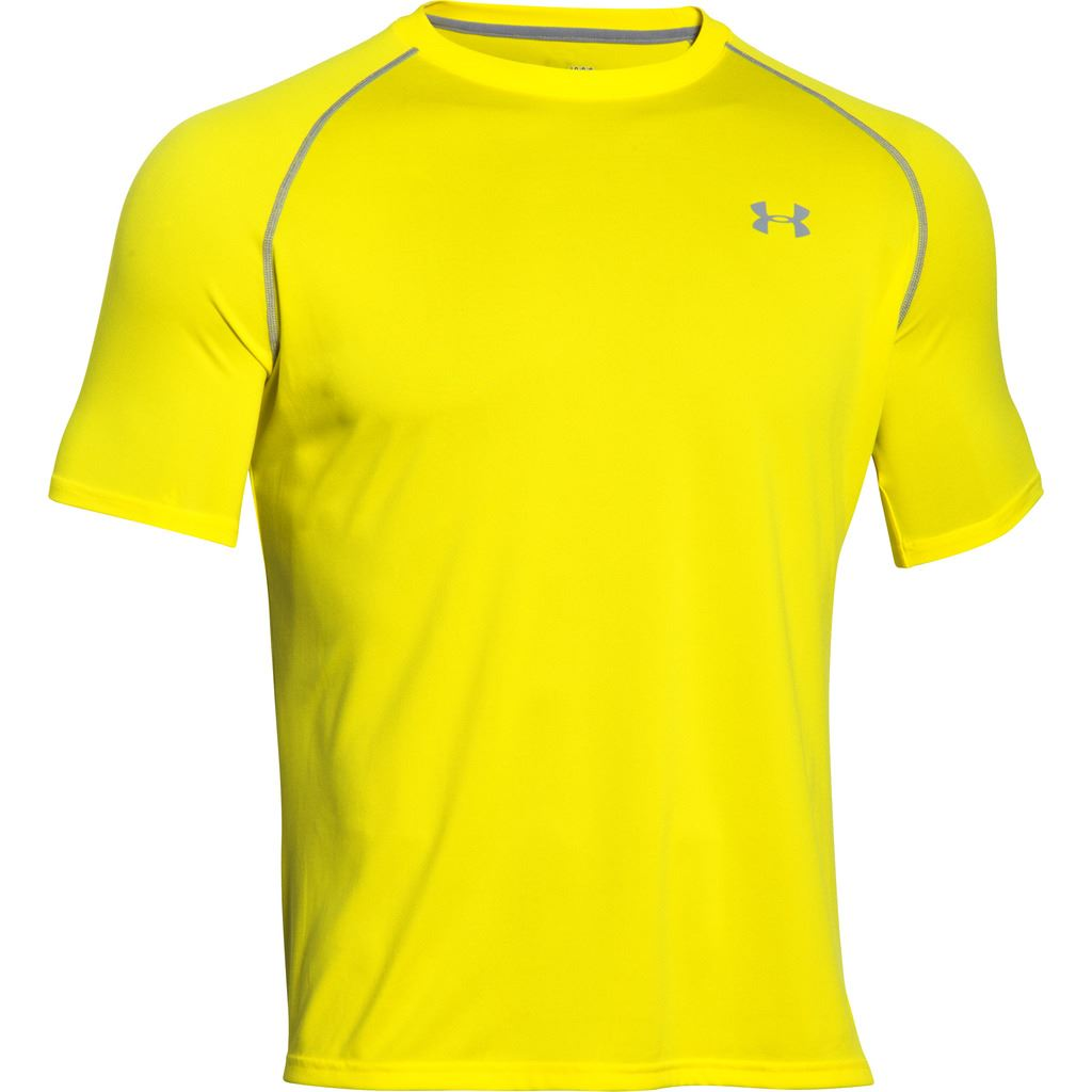 Under Armour Charged Cotton Short Sleeve T Shirt Mens