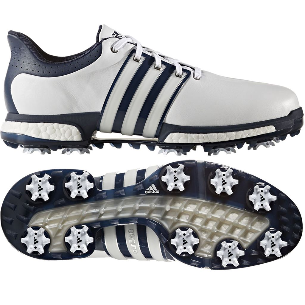 Adidas-Golf-TOUR360-Boost-Leather-Golf-Shoes-Wide-Fitting