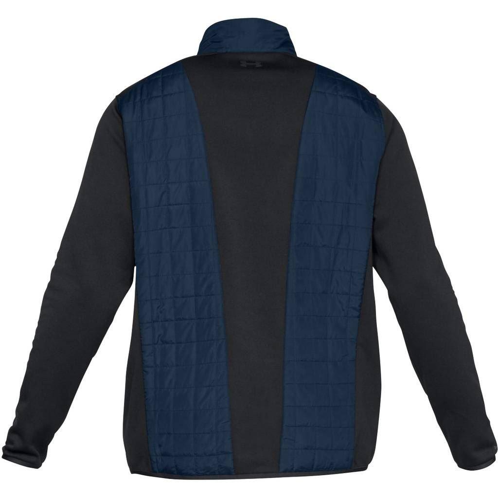 Under-Armour-UA-Storm-Insulated-Jacke-1-2-Zip-Herren-Golf-Pullover Indexbild 3