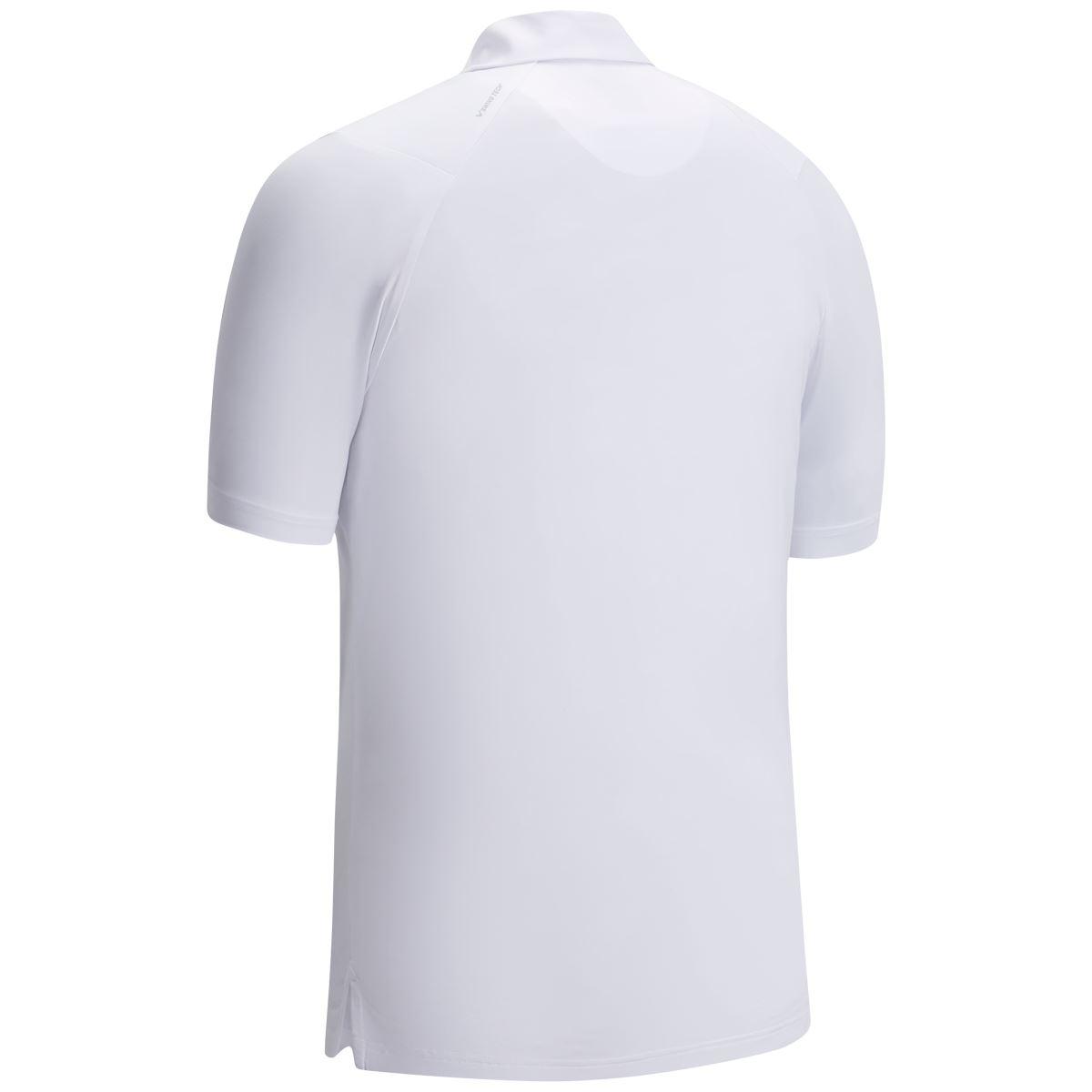 Callaway-Golf-2019-Mens-Linear-Printed-Chevron-Two-Tone-Golf-Polo-Shirt thumbnail 3