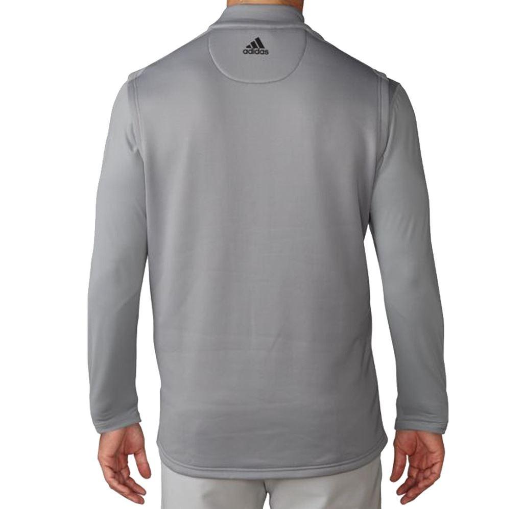 adidas-Golf-Mens-Thermal-Climaheat-Hybrid-Full-Zip-Gilet-Performance-Vest thumbnail 4