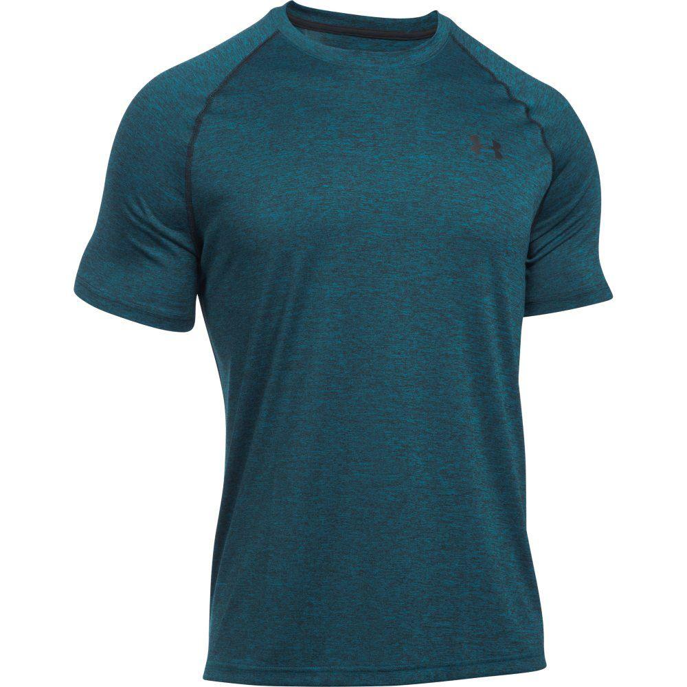 Under-Armour-2017-Herren-HeatGear-Tech-Short-Sleeve-Training-T-Shirt-Sport-Tee