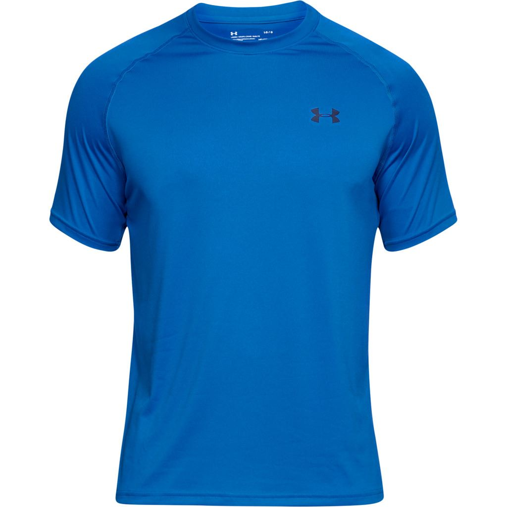 Under Armour Ua 2018 Mens T Shirt Heatgear Gym Short