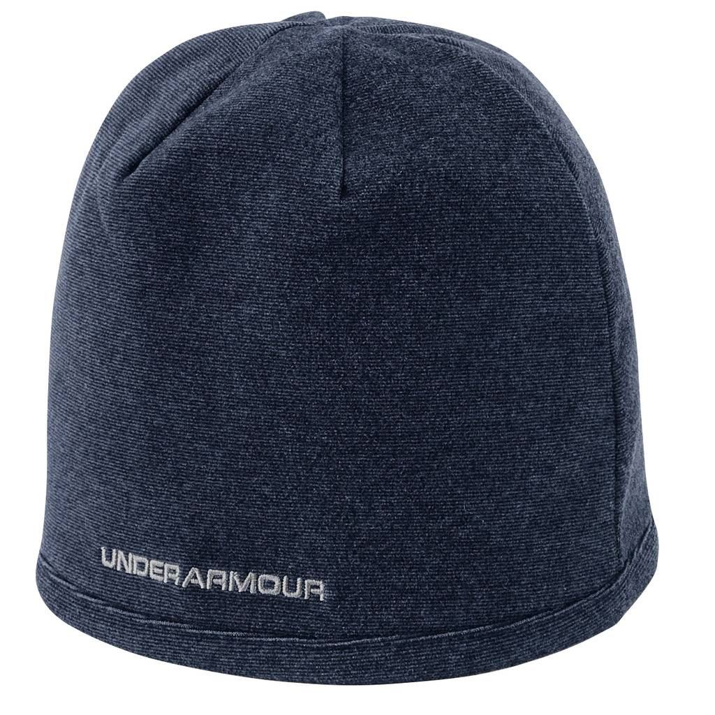 7ea9adb9ede41 Under Armour 2019 ColdGear Survivor Fleece Beanie Mens Winter Sports ...