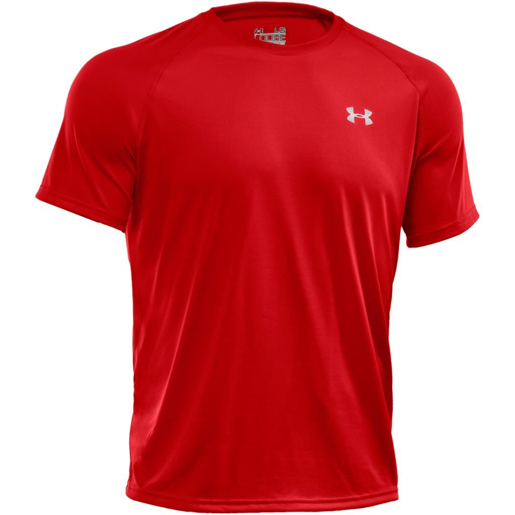Under armour 2017 mens t shirt ua heatgear tech short slv for Under armor business shirts