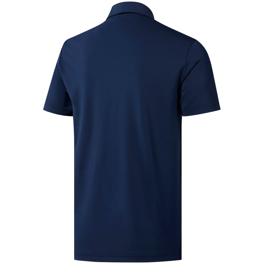 adidas-Golf-Mens-Ultimate-2-0-Solid-Short-Sleeve-Golf-Polo-Shirt thumbnail 5