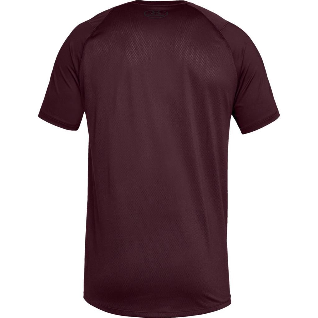 Under-Armour-Mens-HeatGear-MK-1-HeatGear-Short-Sleeve-Graphic-Logo-T-Shirt thumbnail 5