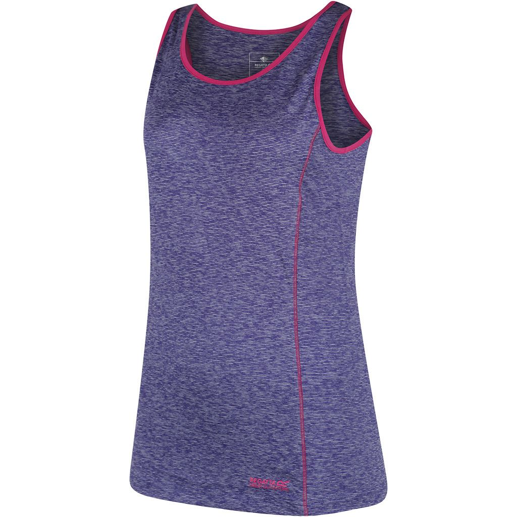 REGATTA-LADIES-VASHTI-II-WICKING-WALKING-STRETCH-WOMENS-VEST-TOP-T-SHIRT-45-OFF thumbnail 8