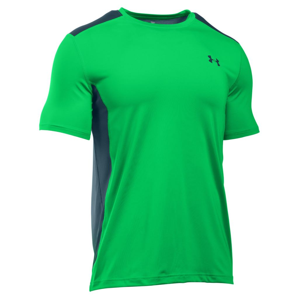 Under armour 2017 mens heatgear raid short sleeve training for What is a performance t shirt