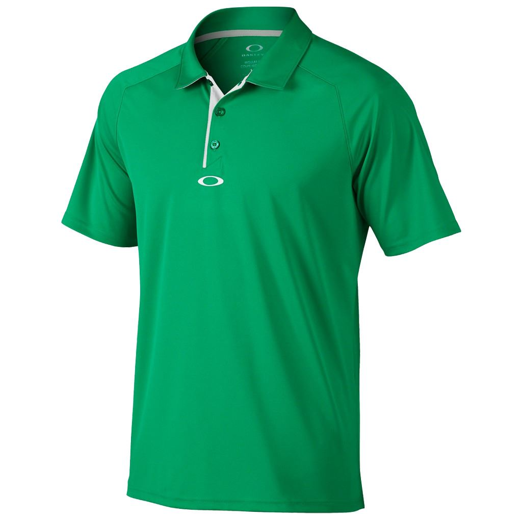 oakley elemental 2 0 mens hydrolix performance golf polo shirt ebay. Black Bedroom Furniture Sets. Home Design Ideas