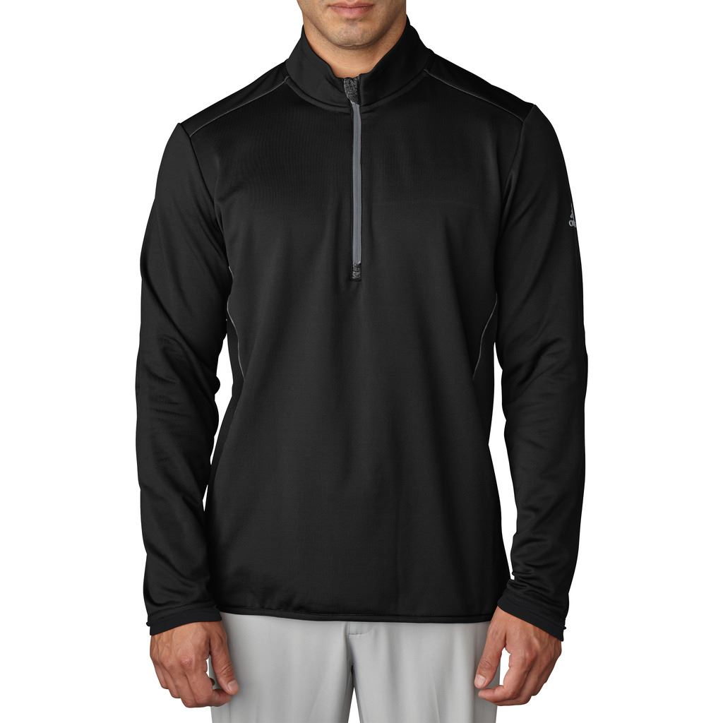 adidas-CLIMAHEAT-SOFT-FLEECE-INSULATION-PERFORMANCE-MENS-GOLF-PULLOVER-SWEATER thumbnail 3