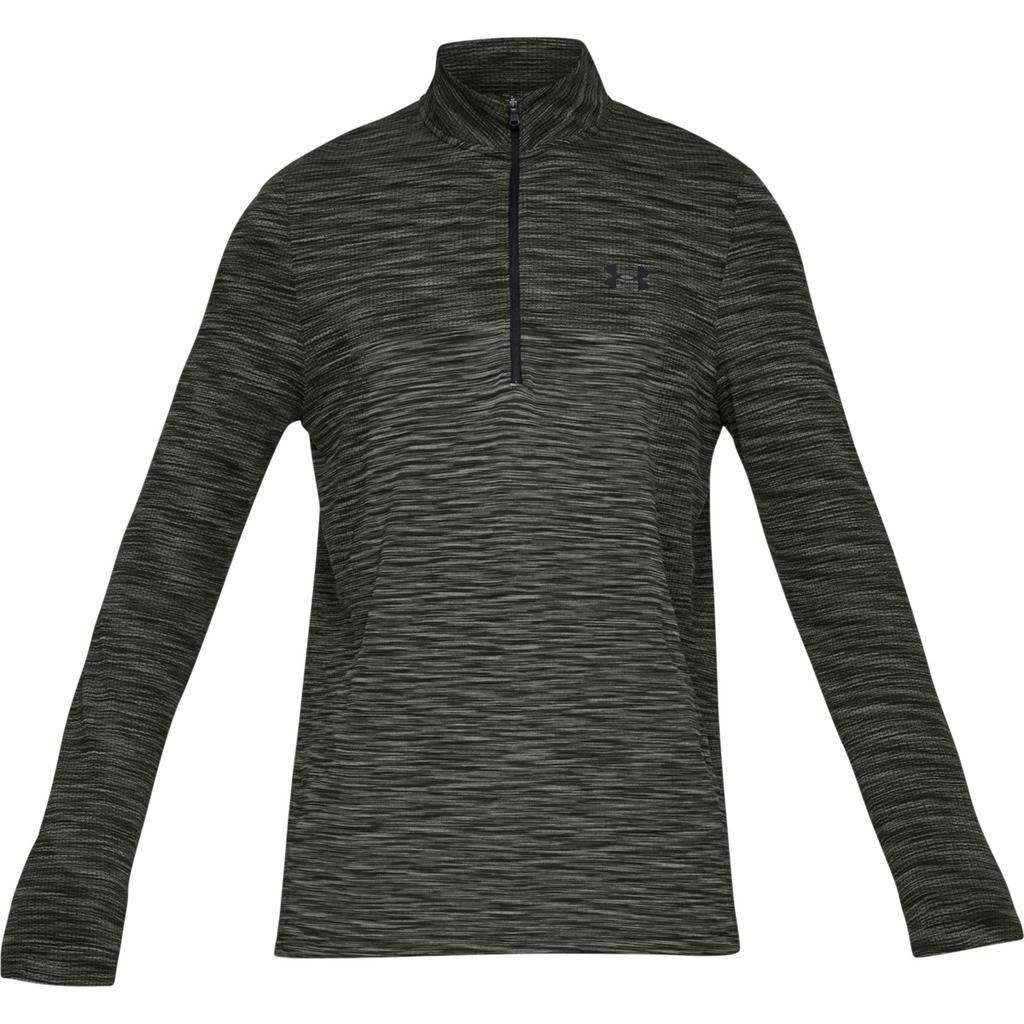 UNDER-ARMOUR-MENS-UA-VANISH-SEAMLESS-STRETCH-MESH-1-2-ZIP-GOLF-PULLOVER thumbnail 4