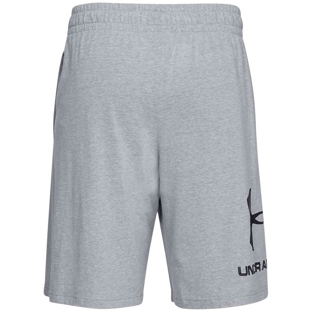 Under-Armour-2019-Mens-Graphic-Sportstyle-Cotton-Training-Gym-Fitness-Shorts thumbnail 7