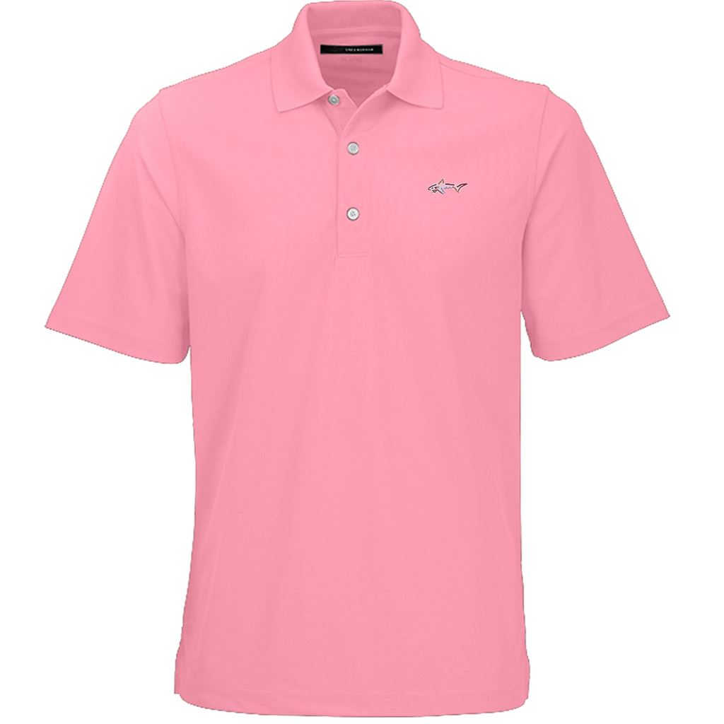 greg norman 2017 performance play dry micro core pique mens golf polo shirt ebay. Black Bedroom Furniture Sets. Home Design Ideas