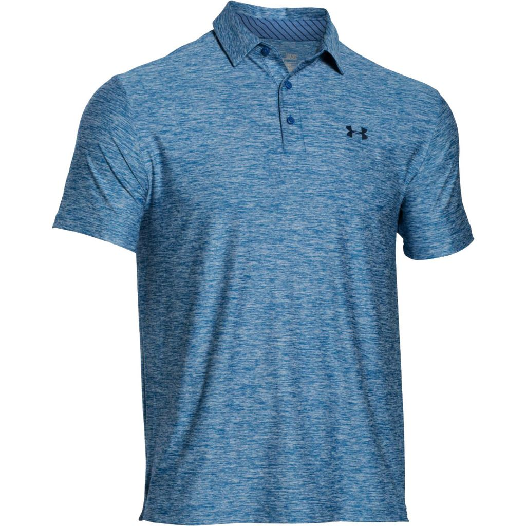 Under armour ua 2017 playoff polo performance heatgear for Mens golf polo shirts